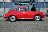 Porsche 356 B 1600S Coupé