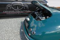 """Porsche 356 A Carrera Speedster """"Aufbau"""""""