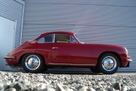 Porsche 356 C Carrera 2000 GS Coupé